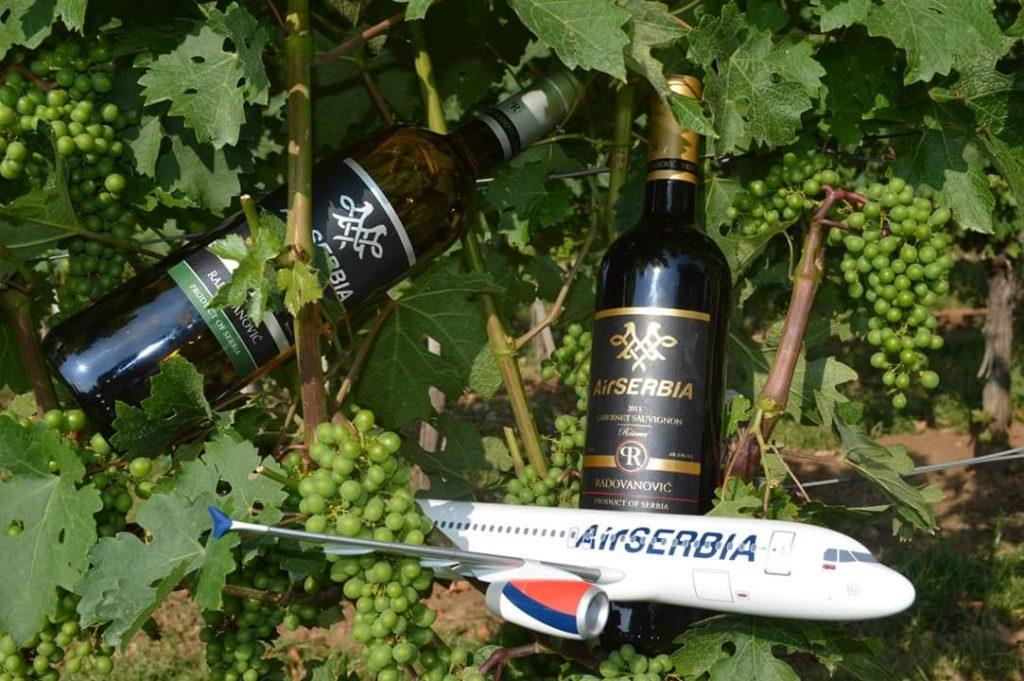 Podrum Radovanovic AirSerbia